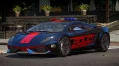 Lamborghini Gallardo SR Police for GTA 4
