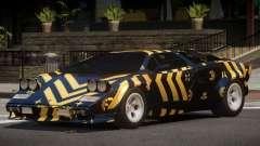 1985 Lamborghini Countach LP500 QV PJ3 for GTA 4