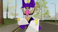 Waluigi (Mario Party 3) for GTA San Andreas