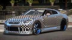 Nissan GT-R SE PJ3 for GTA 4