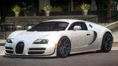 Bugatti Veyron SS PJ2 for GTA 4
