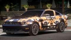 Ford Mustang 302 V1.1 PJ2 for GTA 4