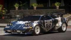 1985 Lamborghini Countach LP500 QV PJ5 for GTA 4