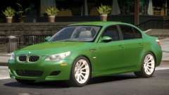 BMW M5 E60 V2.1 for GTA 4