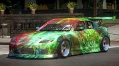 Mazda RX-8 V1.1 PJ6 for GTA 4