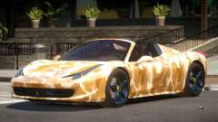 Ferrari 458 S-Tuned PJ5 for GTA 4