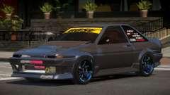 Toyota Corolla GT-S V1.1 for GTA 4