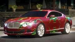 2013 Bentley Continental GT Speed PJ4