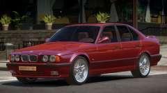 1992 BMW M5 E34 for GTA 4