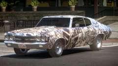Chevrolet Chevelle ST PJ1 for GTA 4