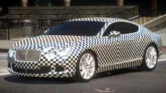 2013 Bentley Continental GT Speed PJ2 for GTA 4