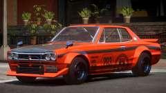 Nissan Skyline GT Qz PJ4 for GTA 4
