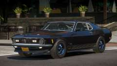 1970 Ford Mustang GT-S