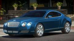 Bentley Continental GT S-Tuned