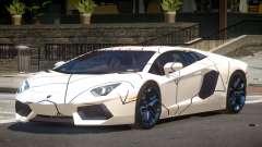 Lamborghini Aventador LP700 SR PJ5 for GTA 4