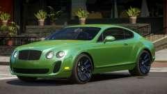 Bentley Continental S-Edit