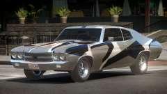 Chevrolet Chevelle ST PJ4 for GTA 4