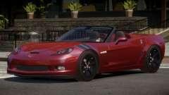 Chevrolet Corvette SR for GTA 4