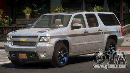 Chevrolet Suburban E-Style PJ2 for GTA 4