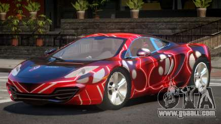 McLaren MP4-12C GT PJ2 for GTA 4