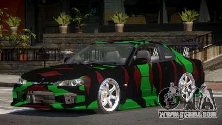 Nissan Silvia S15 D-Style PJ5 for GTA 4