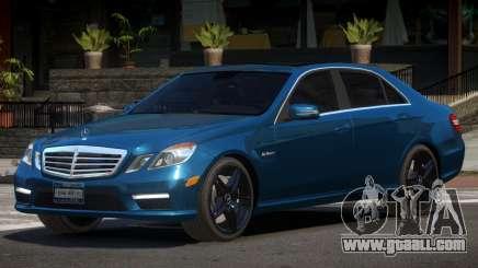 Mercedes Benz E63 SR for GTA 4