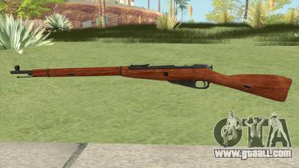 Mosin-Nagant M1891-30 (Red Orchestra 2) for GTA San Andreas