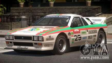 Lampadati Mesos Rallye PJ2 for GTA 4