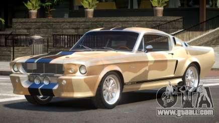 1968 Shelby GT500 PJ1 for GTA 4