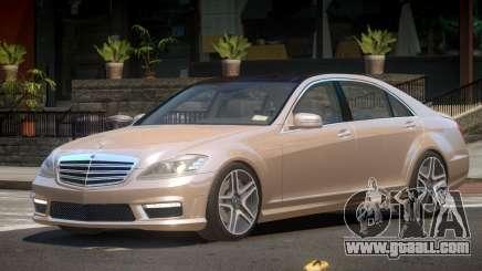 Mercedes Benz S65 V2.3 for GTA 4