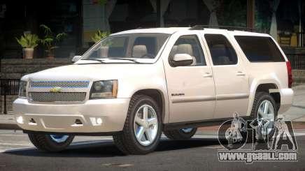 Chevrolet Suburban A01 for GTA 4