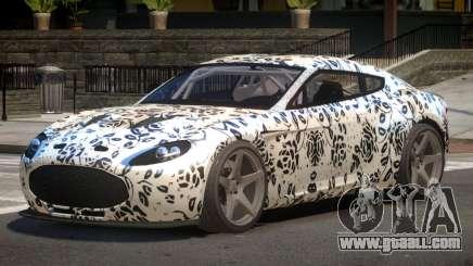 Aston Martin Zagato SR PJ4 for GTA 4