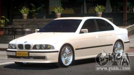 BMW 530I E39 ST for GTA 4