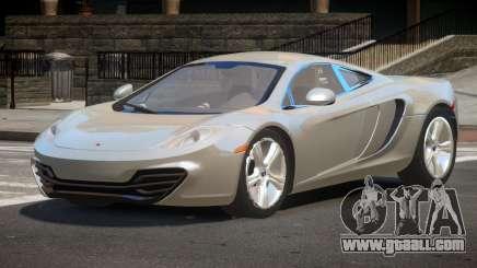 McLaren MP4-12C GT for GTA 4