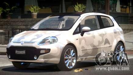 Fiat Punto RS PJ6 for GTA 4