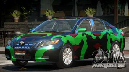 Toyota Camry LS PJ5 for GTA 4