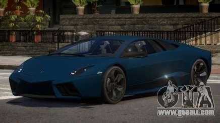 Lamborghini Reventon SR for GTA 4
