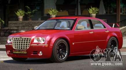 Chrysler 300C LS for GTA 4