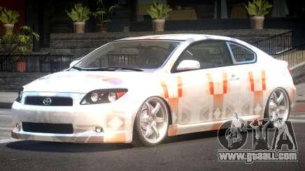 Scion TC Sport V1.0 PJ4 for GTA 4