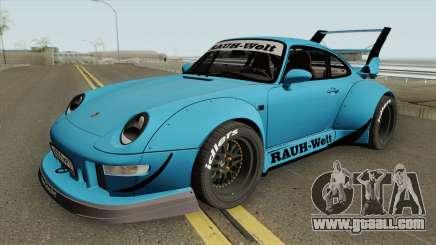 Porsche RWB 993 Evo 1993 for GTA San Andreas
