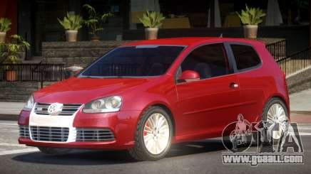 Volkswagen Golf R-Tuned for GTA 4