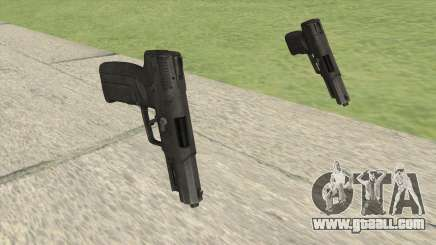 FN Five-Seven (Black) for GTA San Andreas