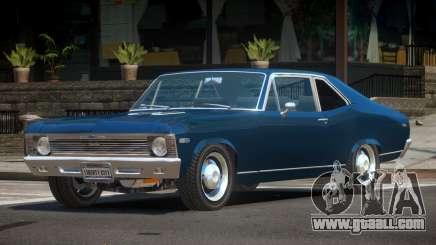 1970 Chevrolet Nova ST for GTA 4