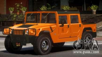 Hummer H1 V1.2 for GTA 4