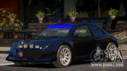 Citroen C4 Tuned WRX GT for GTA 4
