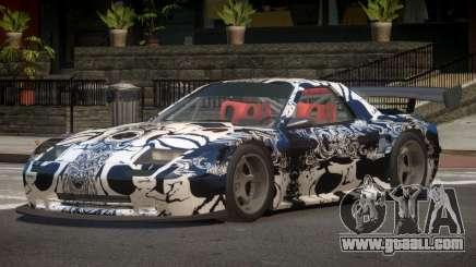 Mazda RX-7 GR73 PJ5 for GTA 4