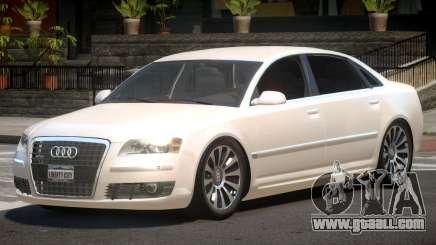 Audi A8L RS for GTA 4