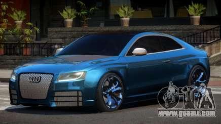 Audi S5 L-Tuned for GTA 4