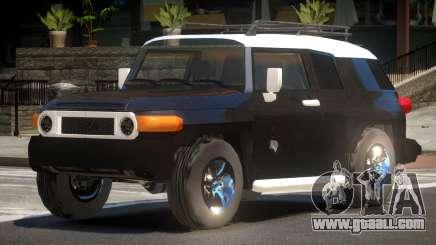 Toyota FJ V1.1 for GTA 4