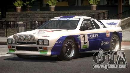 Lampadati Mesos Rallye PJ5 for GTA 4
